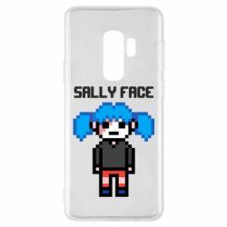 Чохол для Samsung S9+ Sally face pixel
