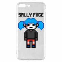 Чохол для iPhone 8 Plus Sally face pixel