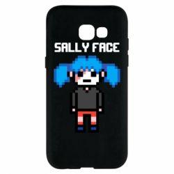 Чохол для Samsung A5 2017 Sally face pixel