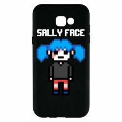 Чохол для Samsung A7 2017 Sally face pixel