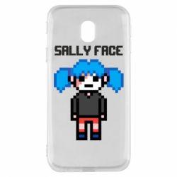 Чохол для Samsung J3 2017 Sally face pixel