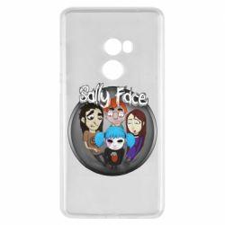 Чехол для Xiaomi Mi Mix 2 Sally face soundtrack