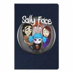 Блокнот А5 Sally face soundtrack