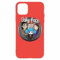 Чехол для iPhone 11 Pro Sally face soundtrack