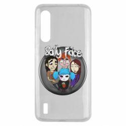 Чехол для Xiaomi Mi9 Lite Sally face soundtrack