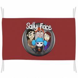 Флаг Sally face soundtrack