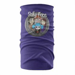 Бандана-труба Sally face soundtrack