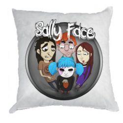Подушка Sally face soundtrack