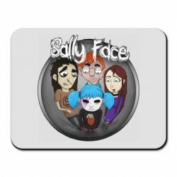 Коврик для мыши Sally face soundtrack