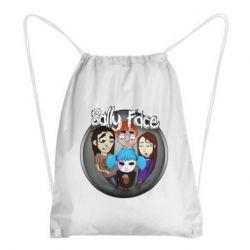 Рюкзак-мешок Sally face soundtrack
