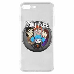 Чехол для iPhone 7 Plus Sally face soundtrack