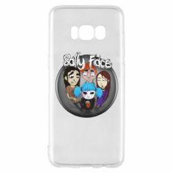 Чехол для Samsung S8 Sally face soundtrack