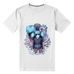 Чоловіча стрейчева футболка SallyFace