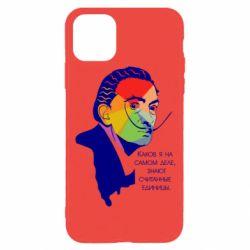 Чохол для iPhone 11 Pro Salvador Dalí, the ARTIST