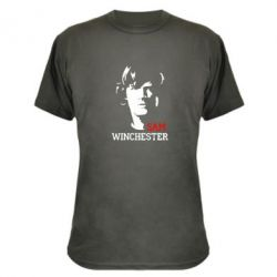 Камуфляжная футболка Sam Winchester - FatLine