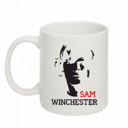 Кружка 320ml Sam Winchester - FatLine