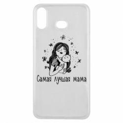 Чохол для Samsung A6s Найкраща мама