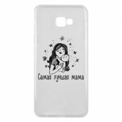 Чохол для Samsung J4 Plus 2018 Найкраща мама