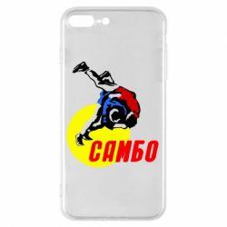 Чохол для iPhone 8 Plus Sambo