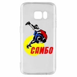 Чохол для Samsung S7 Sambo