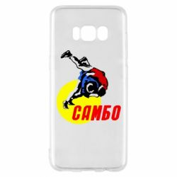 Чохол для Samsung S8 Sambo