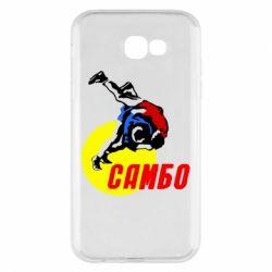 Чохол для Samsung A7 2017 Sambo