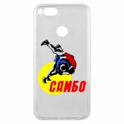 Чохол для Xiaomi Mi A1 Sambo