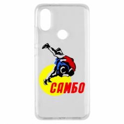 Чохол для Xiaomi Mi A2 Sambo