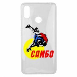 Чохол для Xiaomi Mi Max 3 Sambo