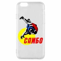 Чохол для iPhone 6/6S Sambo