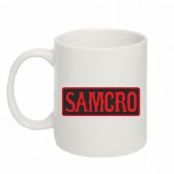 Кружка 320ml Samcro Oroginal Logo - FatLine