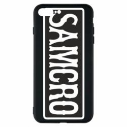 Чохол для iPhone 7 Plus Samcro Oroginal Logo