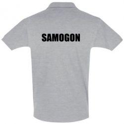Купить Футболка Поло Samogon 1, FatLine