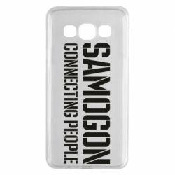 Чохол для Samsung A3 2015 Samogon connecting people