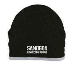 Шапка Samogon connecting people