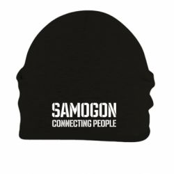 Шапка на флісі Samogon connecting people