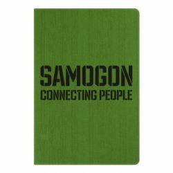 Блокнот А5 Samogon connecting people