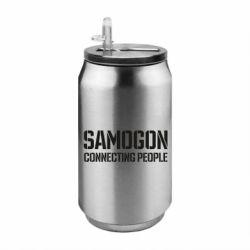 Термобанка 350ml Samogon connecting people