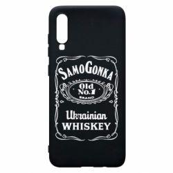Чохол для Samsung A70 SamoGonka (Jack daniel's)