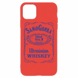 Чохол для iPhone 11 SamoGonka (Jack daniel's)