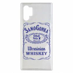 Чохол для Samsung Note 10 Plus SamoGonka (Jack daniel's)