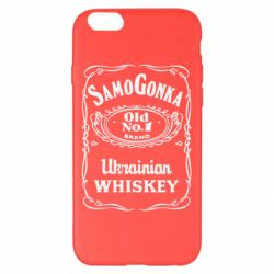 Чехол для iPhone 6 Plus/6S Plus SamoGonka (Jack Daniel's) - FatLine