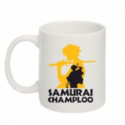 Кружка 320ml Samurai Champloo Logo - FatLine