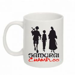 Кружка 320ml Samurai Champloo Trio