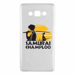 Чохол для Samsung A7 2015 Samurai Champloo