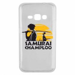 Чохол для Samsung J1 2016 Samurai Champloo