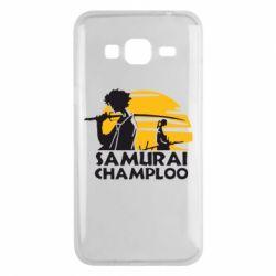 Чохол для Samsung J3 2016 Samurai Champloo