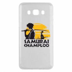 Чохол для Samsung J5 2016 Samurai Champloo