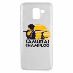 Чохол для Samsung J6 Samurai Champloo