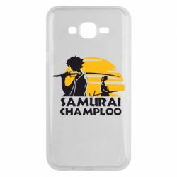 Чохол для Samsung J7 2015 Samurai Champloo